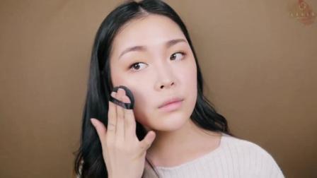 无辜湿润裸妆妆容 Pure Wet Makeup — Leesu Blooming