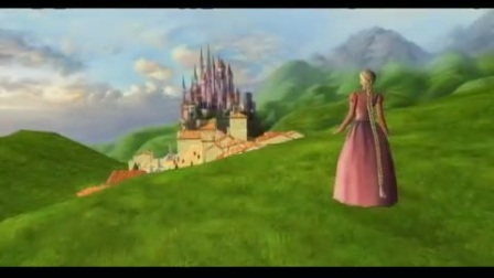 Video - Barbie As Rapunzel (2002) - Home Video Trailer(芭比之长发公主预告片)