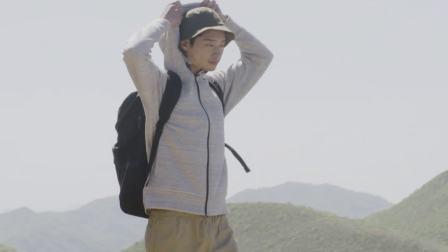 MUJI無印良品: 棉混双层编织连帽衫