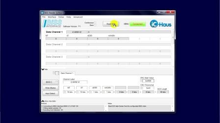 BiSS Reader 软件指导 01:基本(英文)
