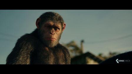 《猩球崛起3:终极之战》全部预告片合集