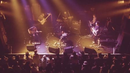 惘闻《新歌2》日本AfterHours音乐节首演现场