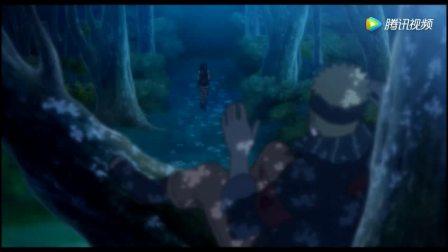 火影忍者最煽情的一集,鸣人和雏田的拥吻