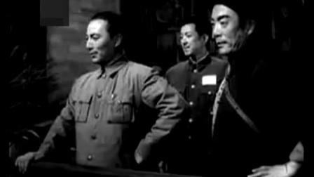 老电影《怒潮》(战斗故事片、国产电影、怀旧电影、反特故事片、解放战争)