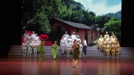 《我们的队伍向太阳》江西红星艺术团与红歌舞汇艺术团联合演出大型歌舞