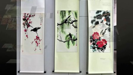 吴亚元老师国画作品展
