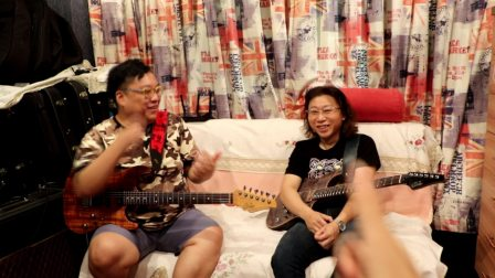 GuitarTalk吉他聊斋30期 - 一把爱solo的吉他(Suhr)