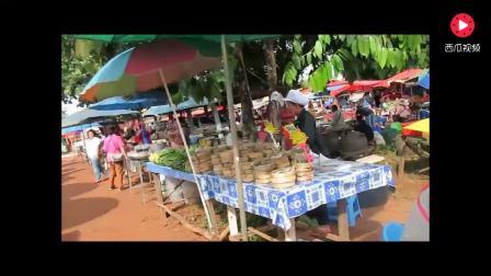 直击非洲菜市场