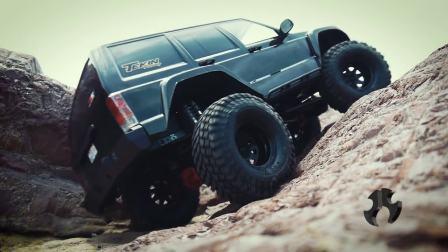 Axial SCX10 II 2000 吉普切诺基峡谷爬行