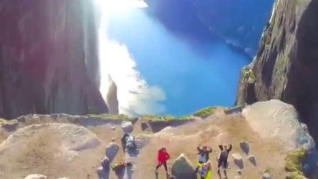 挪威峡湾 (3D视频)