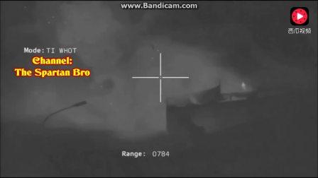 阿帕奇夜间精确狙杀一个小队的塔利班,导弹都不需要