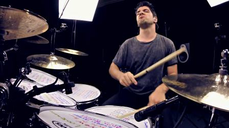 ★ME威律动★Cobus Potgieter - Krewella - Be There (DRUMS ONLY)