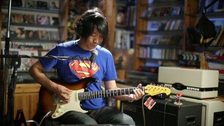 雷蒙斯旗舰电吉他ST550电吉他左轮评测