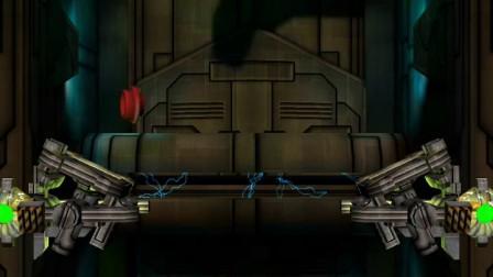 乐高大战幻影忍者神龟1  乐高积木 变形金刚 蝙蝠侠 奥特曼 祺宝早教解说