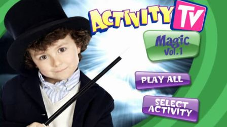 Activity TV Magic Vol 1