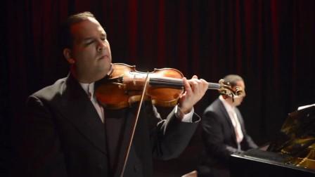 聖桑 - 哈瓦奈斯舞曲 - 安塔爾 佐洛伊 (小提琴) - 古典音乐