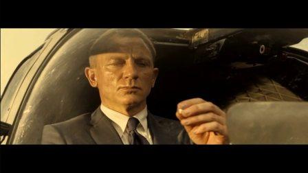 007系列电影第二十三集:幽灵党片头曲
