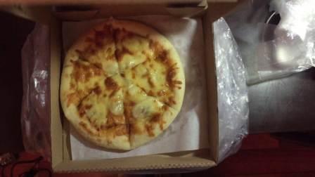 萨美多香蕉披萨