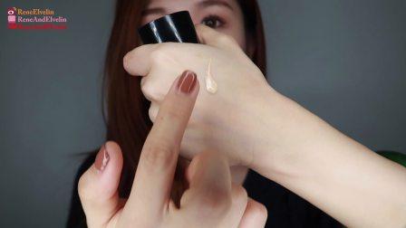 阿玛尼纯净持妆粉底液使用感受分享|Armani Lasting Silk UV