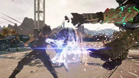 《铁拳7》诺克提斯参战预告