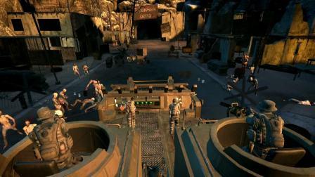 ARGO 全感空间多人VR游戏《末日之路》
