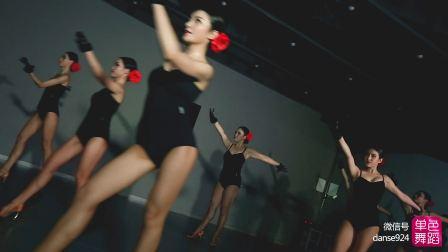 单色舞蹈拉丁舞视频 单色舞蹈B级教练班学员展示 长沙舞蹈培训班 长沙学拉丁舞