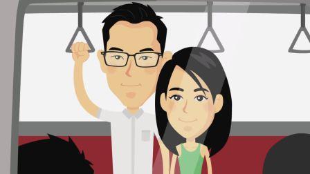 【婚礼动画】Shu Wei 与 Kah Xian | 我们的爱情故事