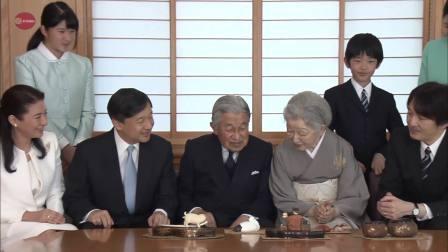 陛下、最後の行事続く1年 天皇ご一家 新年を迎える