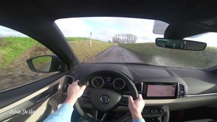 「汽车试驾」斯柯达科迪亚克Karoq 2.0 TDI - 个人主视角试驾