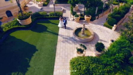 格林视觉作品 YAOXIANG&BAOBAO城堡婚礼电影