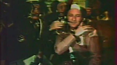 """""""联盟—阿波罗""""美苏宇航员太空握手直播实况(1975年7月17日)"""