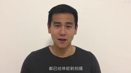 彭于晏为《红海行动》送上祝福!
