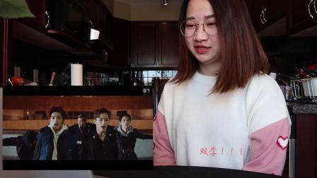 NCT U - Boss MV Reaction   海外市民观看反应