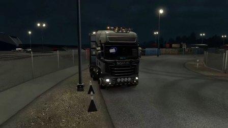 欧洲卡车模拟2:斯堪的纳维亚半岛任务