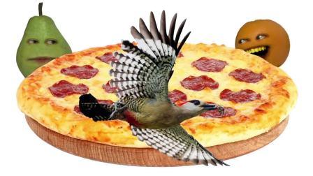 【烦人的橘子】How 2 如何做一个披萨