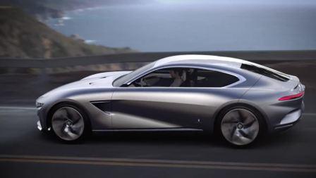 正道汽车 HK GT  CONCEPT 2018日内瓦车展首发