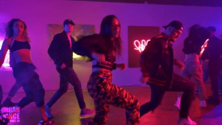 【UrbanDance.Cn】Donovan Okimura 编舞 《No Drama》Urban Dance Choreography