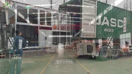上海哲曼环保科技有限公司企业宣传片 褶皱式除尘过滤袋自动化生产线 分切机 无纺布