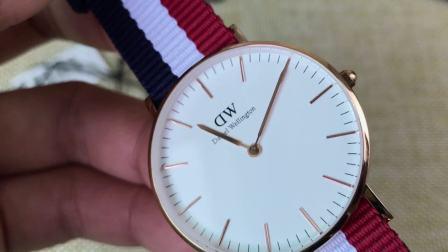 DW手表 丹尼尔·惠灵顿(Daniel Wellington)手表