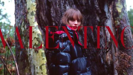 Valentino Pre-Fall 2018 Campaign
