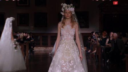 Reem Acra Bridal Spring 2019 Collection