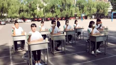 山西省晋中市祁县职业高级中学校2018母亲节特辑-----杯子舞《听妈妈的话》