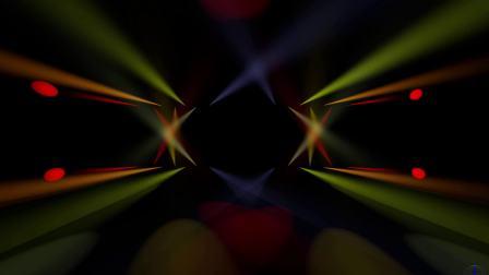 兰州丑蛋灯光-光视模拟灯光秀