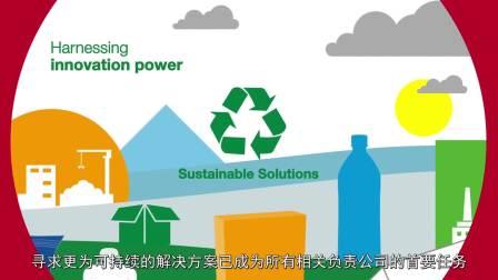 可持续的包装解决方案