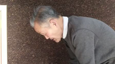 泾阳茯茶老茶公刘百顺讲解技艺