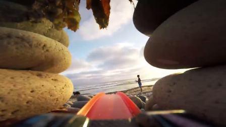 GoPro x Hot Wheels 海滩穿越