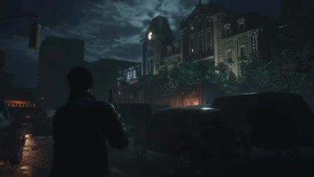 E3 2018《生化危机2重制版》首部预告片