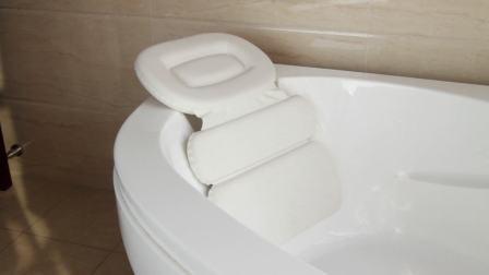 浴枕系列之——三节浴枕
