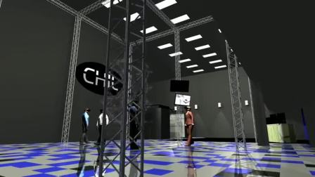 《洛克希德·马丁&CHIL:航空航天VR应用》——TechViz客户方宣传