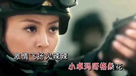 旗袍美人杜桦-军旅歌曲-小卓玛KTV